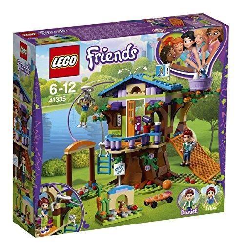 Lego Amis Arbre de Mia Maison Building Block pour les filles de 6 à 12 ans (378 Pcs) 41335 (multicolore) VTWN4