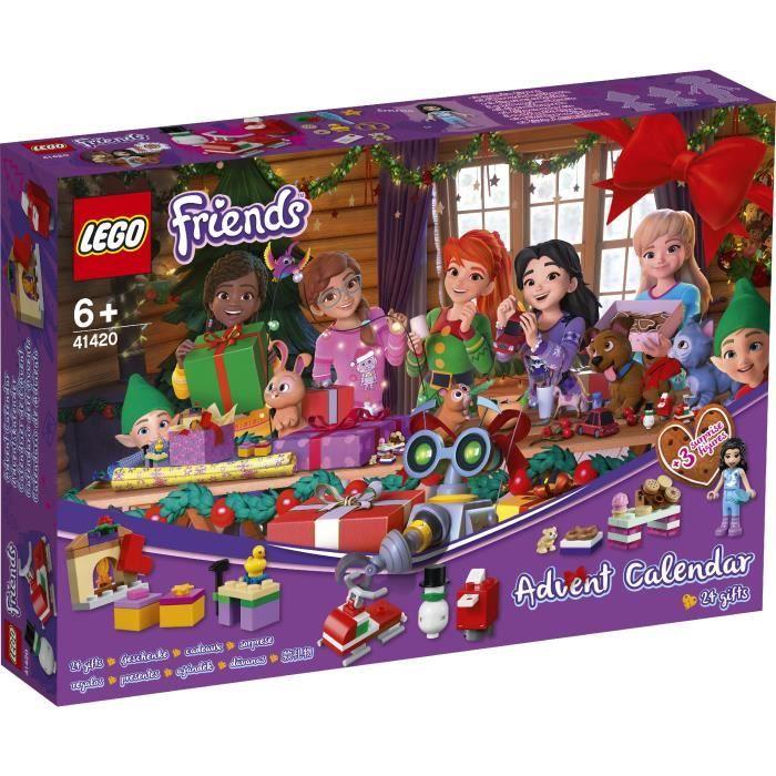 LEGO® Friends 41420 Le calendrier de l'Avent