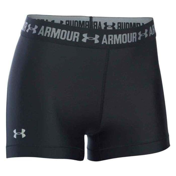 Vêtements femme Shorts Under Armour Heatgear 3
