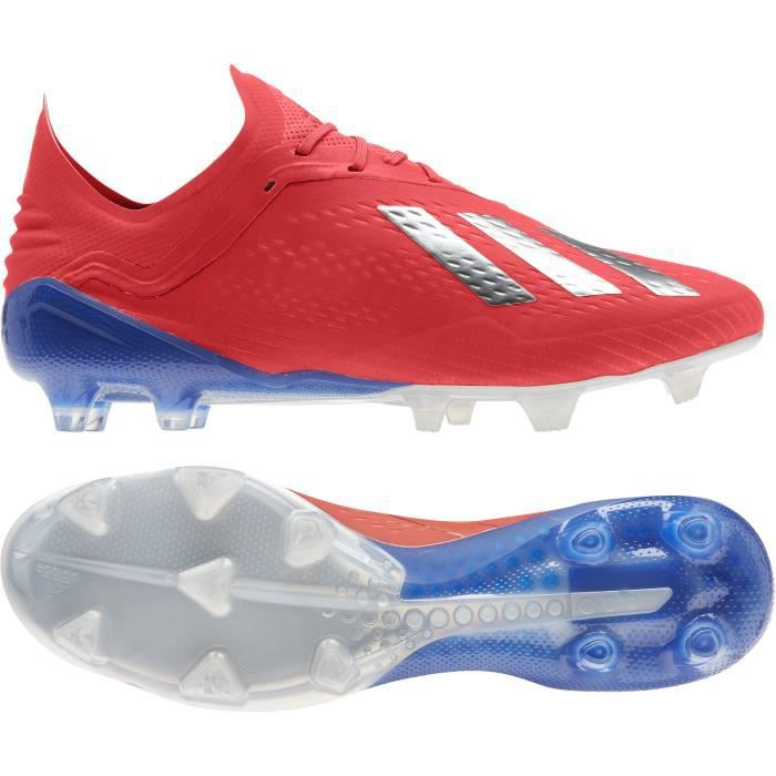 Chaussures de football adidas X 18.1 FG