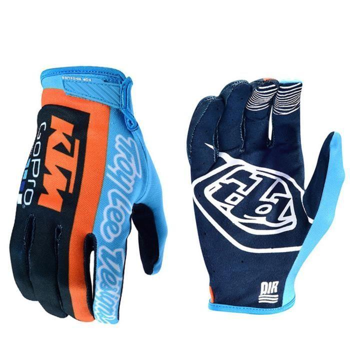 KTM Cycling Gloves, pour Vélo de Course et VTT - Gants de Vélo pour Hommes et Femmes