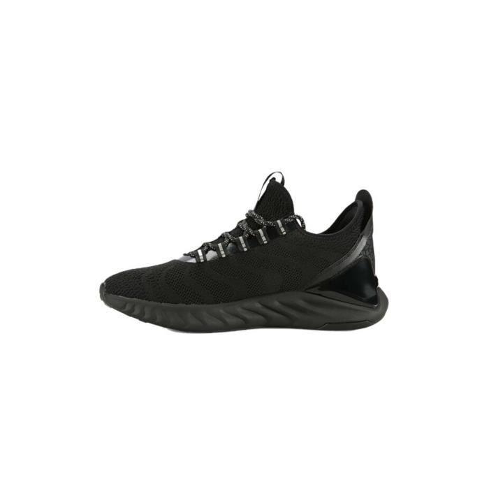 Chaussures de running femme Peak taichi running water repellent - noir - 35