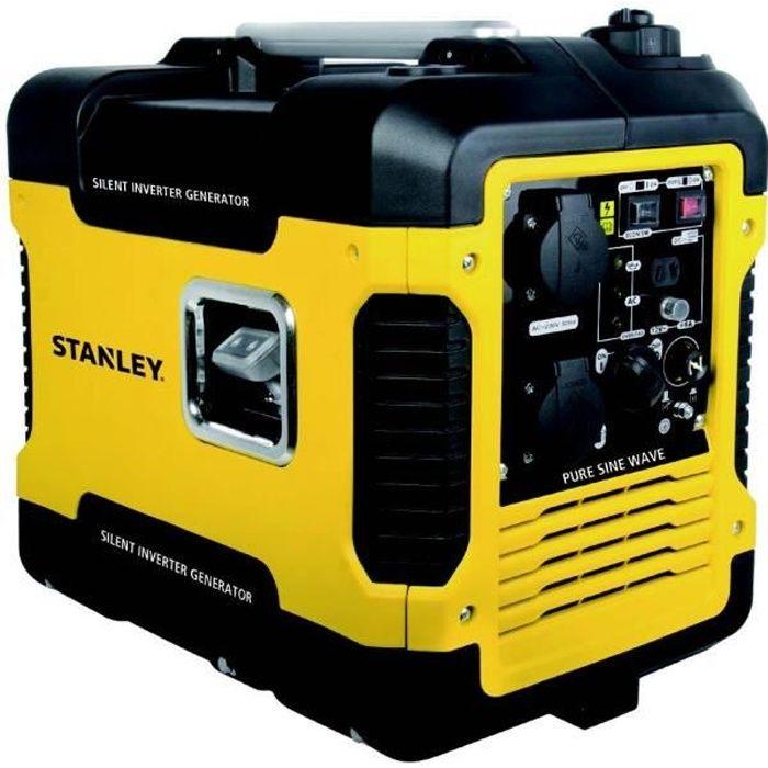STANLEY Groupe Electrogène Inverter 1900 W SG1900S