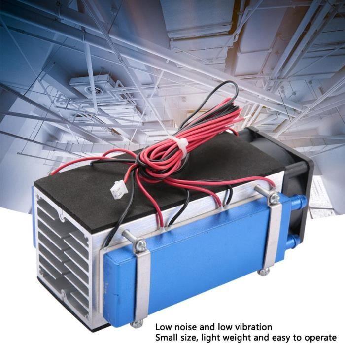 CLIMATISEUR FIXE ROMANTIC - 12V 420W 6 Puces Refroidisseur thermoél