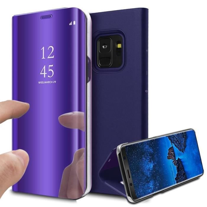 coque samsung galaxy s9 plus clear view