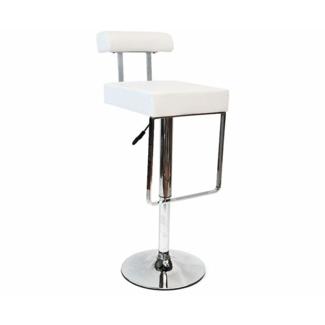 les concepteurs artistiques tabouret de bar blanc design. Black Bedroom Furniture Sets. Home Design Ideas