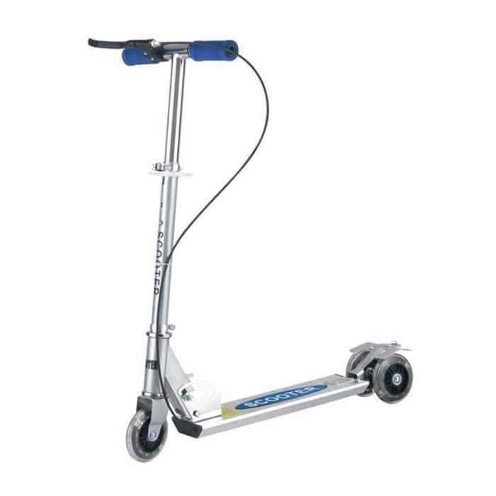 PATINETTE - TROTTINETTE Trottinette pour enfants Scooter trois roues Frein