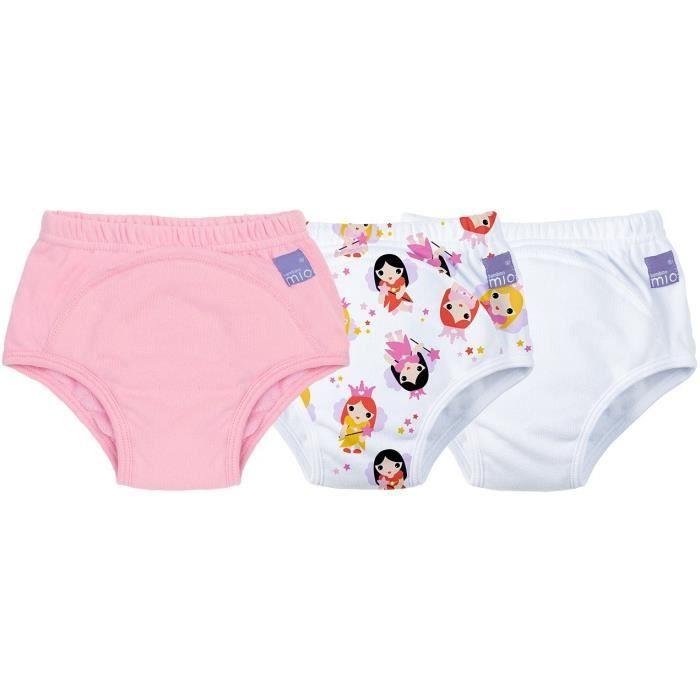 Bambinomio Training Assortiment de 3 culottes dapprentissage pour gar/çon /À partir de 3 ans