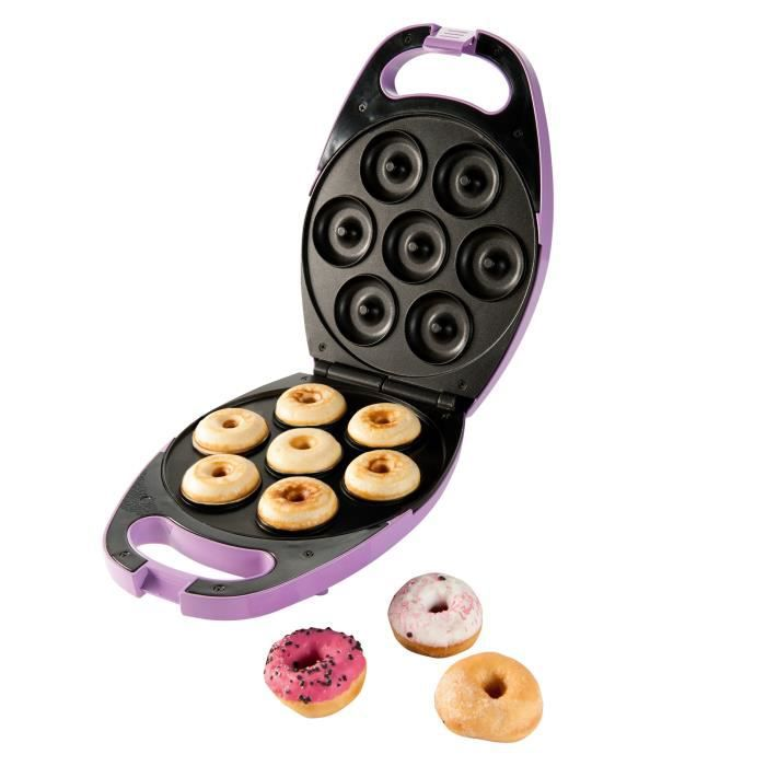 appareil donuts domoclip dop113 achat vente machine beignet cdiscount. Black Bedroom Furniture Sets. Home Design Ideas