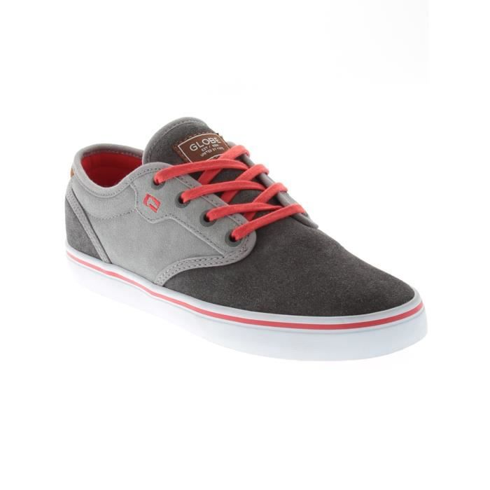 Chaussures Vans Era rouges Casual unisexe