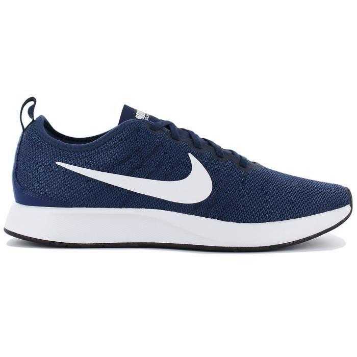 sneakers nike bleu