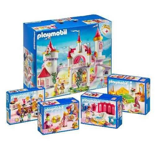 Playmobil 5142 palais de princesse set achat for Playmobil chambre princesse