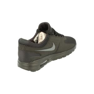 ... BASKET Nike Femme Air Max Zero Running Trainers 857661 Sn ...