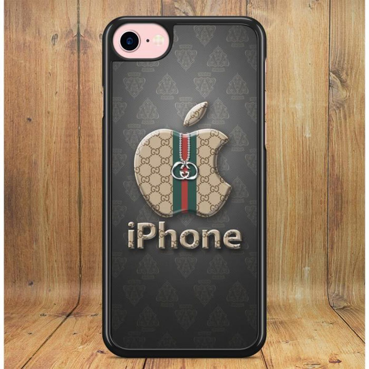 Coque Samsung Galaxy S9 Gucci Pomme Logo Protection Housse Bumper ...