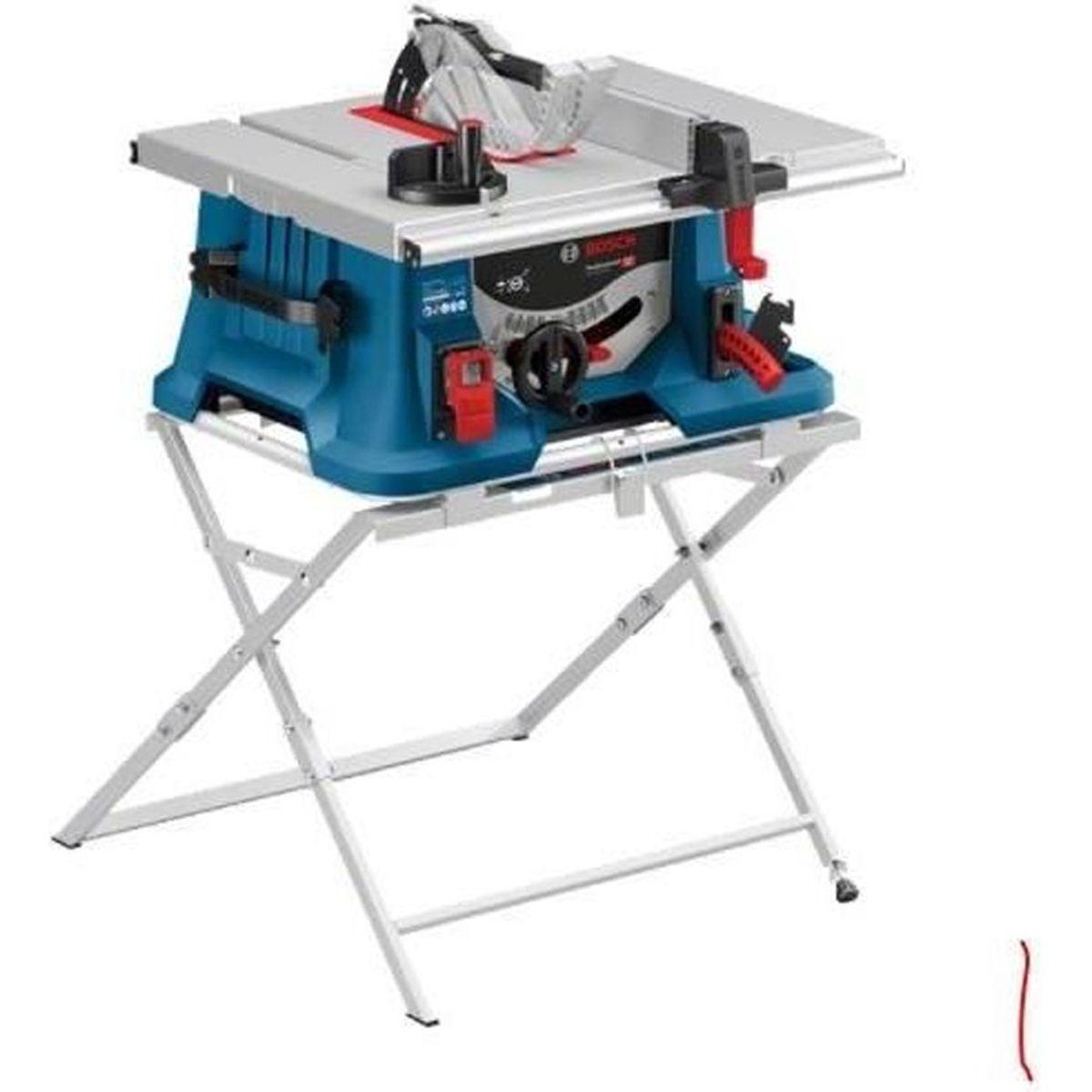 avec Bosch table table 635 GTS 216GTA 560 à Scie wNOy8v0mn