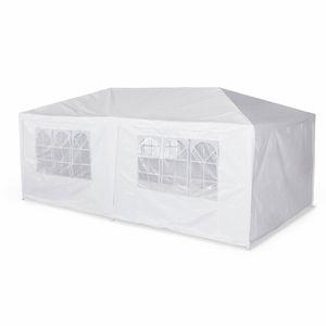 TONNELLE - BARNUM ALICE'S GARDEN Tente de réception AGINUM - 3x6m -