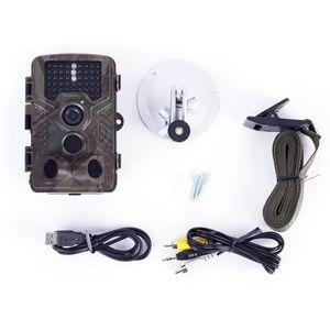 CAMÉRA SPORT H801  Caméra de Chasse infrarouge de détection 12M