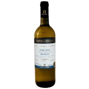 VIN BLANC Vin blanc IGT Tuscany Pietraserena 1 bouteille 75
