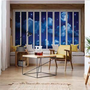 AFFICHE - POSTER Poster Mural Divers  Ciel et nuagesV4 - 254cm x 18