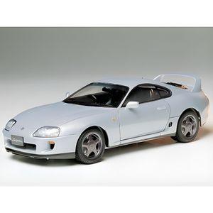 VOITURE À CONSTRUIRE Tamiya - 24123 - Maquette - Toyota Supra - Eche…