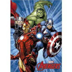 The Avengers Avengers Large Throw Blanket for Boys 60 x 40 in.