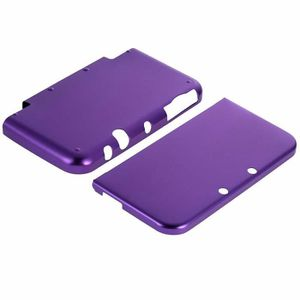 CONSOLE NEW 3DS XL Coque Protection Aluminium Rigide Etui Nintendo NO