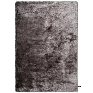 COUVERTURE - PLAID Tapis shaggy à poils longs Whisper Gris 120x170 cm