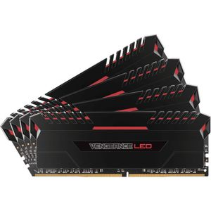 MÉMOIRE RAM CORSAIR Mémoire PC Vengeance LED - DDR4 - Kit 32GB