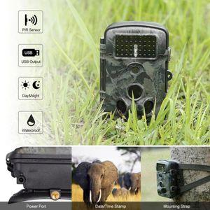 CAMÉRA SPORT 1080P HD Caméra de chasse 12MP  Vision nocturne 12
