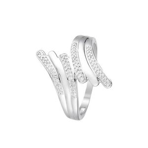 bague or blanc diamant taille 46