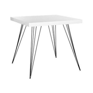 laque Table Table blanc d d appoint byYfgv76