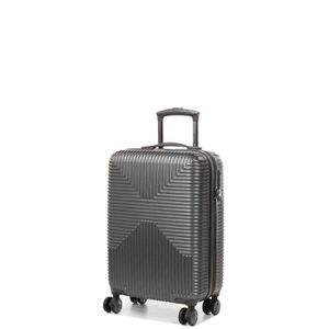 VALISE - BAGAGE Valise SNOWBALL Cabine CARBON CHROME1 Gris
