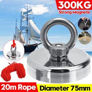 AIMANT DE SOUDURE TEMPSA 75mm 300KG Détecteur de métaux à aimant de