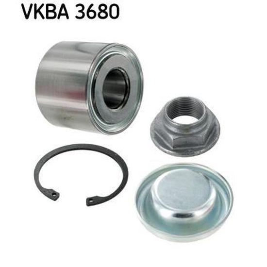 SKF VKBA 3486 Kit de roulement de roue
