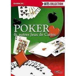 POKER ET AUTRES JEUX DE CARTES / JEU PC CD-ROM