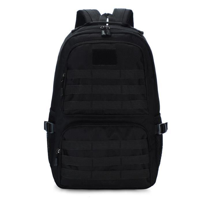 Sac à dos militaire tactique de haute qualité 35l, accessoire de Camouflage pour escalade, Camping, randonnée, [96DC92A]
