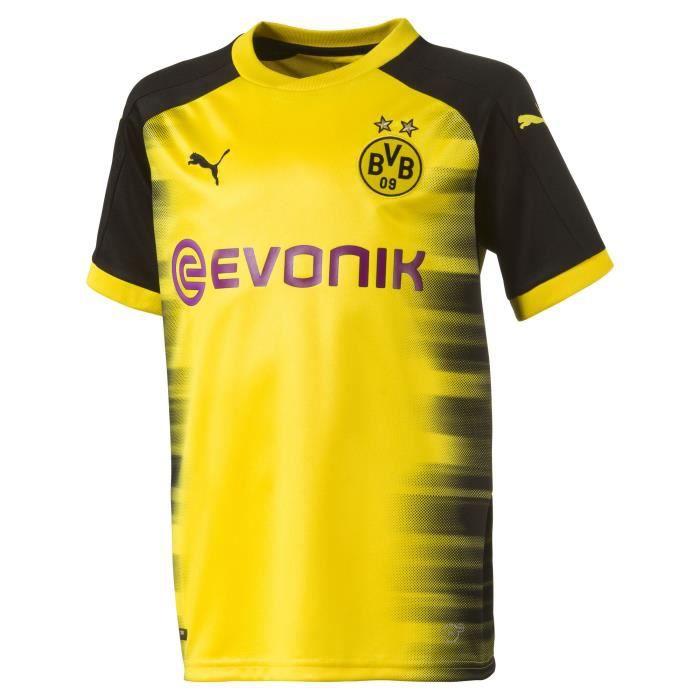 Maillot junior third Borussia Dortmund 2017-2018