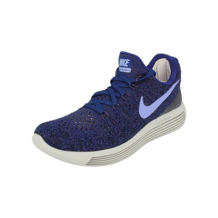 Nike Femme Lunarepic Low Flyknit 2 Running Trainers 863780 Sneakers Chaussures 501