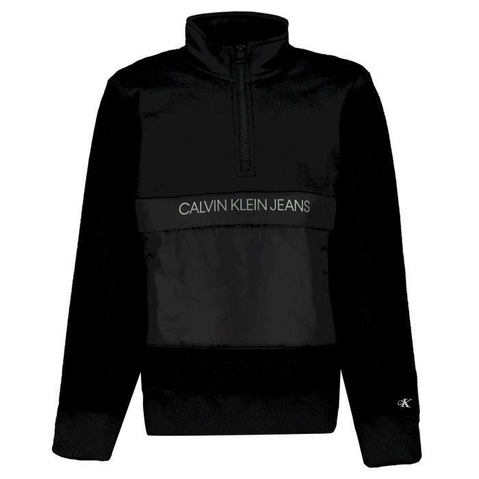 Calvin Klein Garçon pulls-sweats à capuche