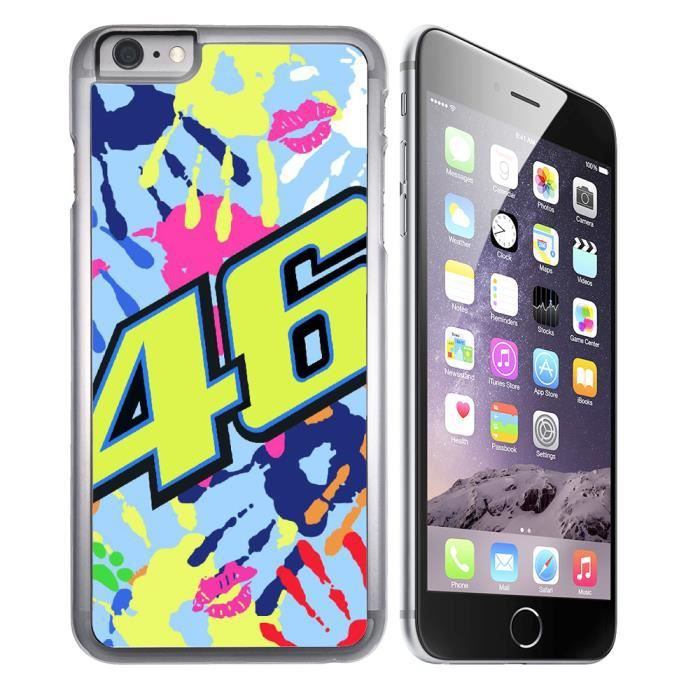 coque iphone 8 plus valentino rossi