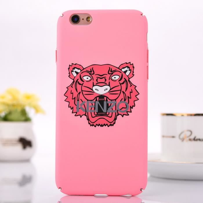 apple iphone 6 plus 6s plus 5 5 coque kenzo tiger coque kenzo coque pour apple iphone 6 plus 6s. Black Bedroom Furniture Sets. Home Design Ideas