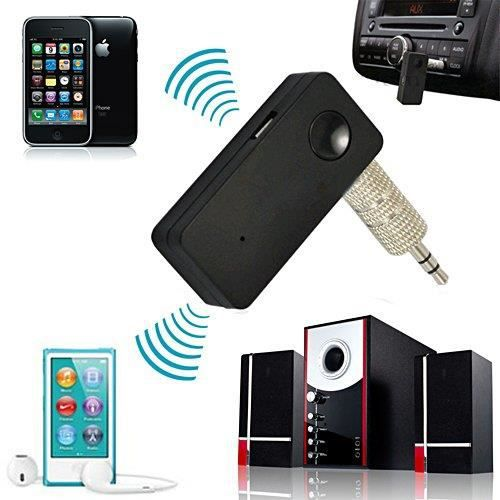 bluetooth music receiver jack adaptateur 3 5 mm prix pas cher cdiscount. Black Bedroom Furniture Sets. Home Design Ideas