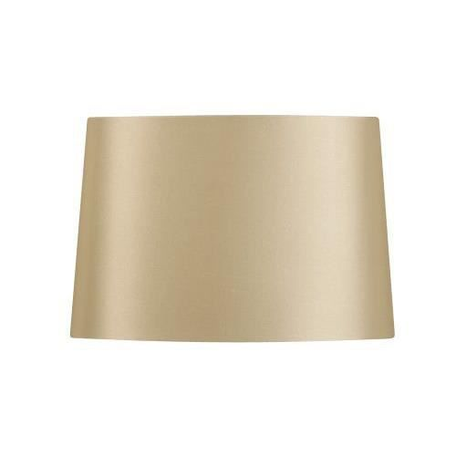 Oaks Lighting Abat-jour Coton Cr/ème 40 cm