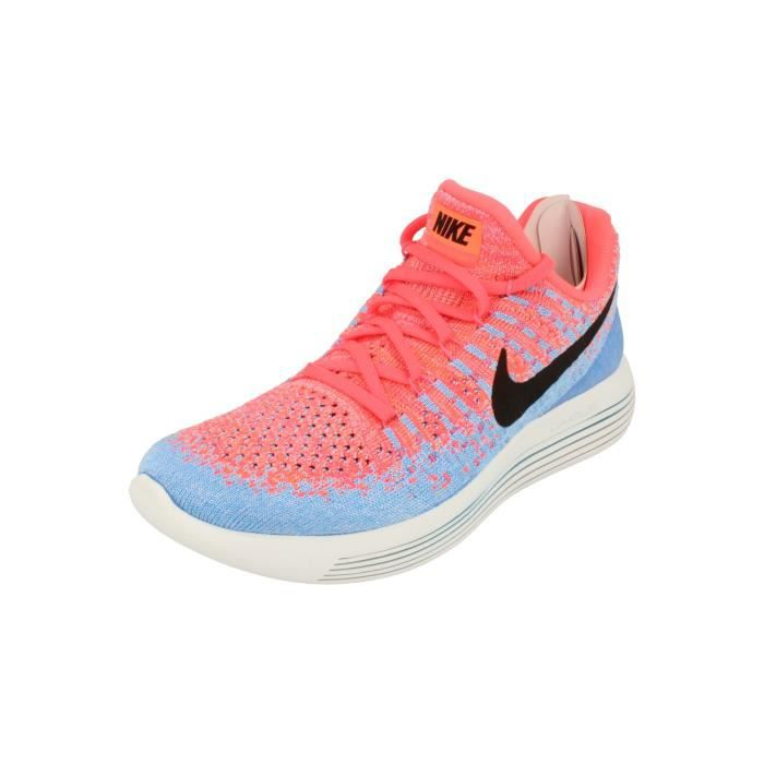 hot sales d8792 f0b75 Nike Femme Lunarepic Low Flyknit 2 Running Trainers 863780 Sneakers  Chaussures 600