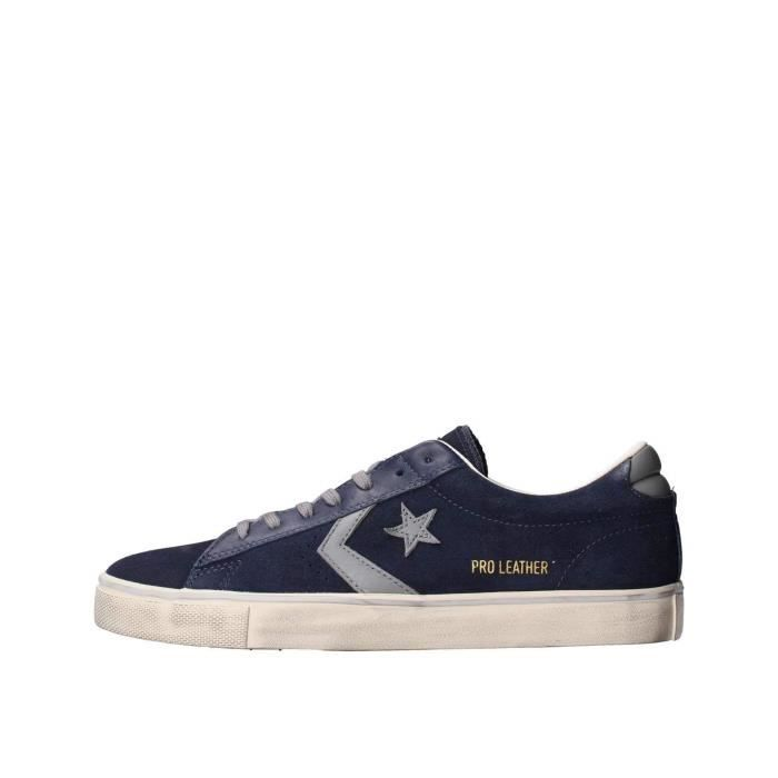 7eeeda58b4 Converse - Converse Pro Leather Vulc Distressed Ox Chaussures de ...