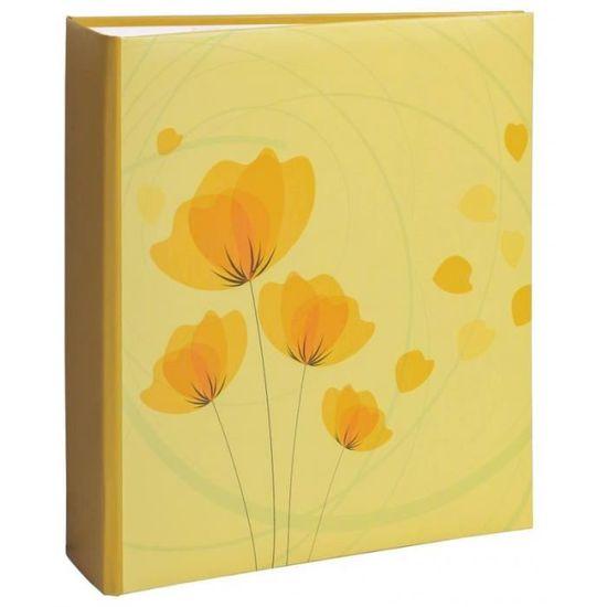 Picture This Album Photo avec Couverture Florale 6 x 4 cm pouvant contenir 200 Photos