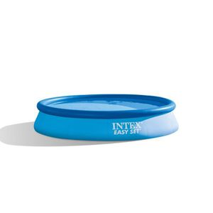 PISCINE INTEX Kit piscine ronde autoportée Easy Set - Ø365