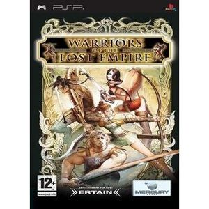 JEU PSP WARRIOR OF THE LOST EMPIRE / Jeu console PSP -