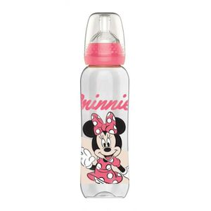 TIGEX Biberon col étroit Air control tétine silicone +6 mois Minnie 330ml