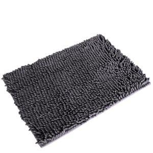 TAPIS DE BAIN  Soft Shaggy non dérapant bain tapis douche tapis s